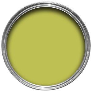 dulux bathroom + luscious lime emulsion paint 2.5l   home