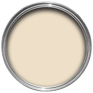 Colours One Coat Interior Exterior Ivory Gloss Wood Metal Paint 750ml