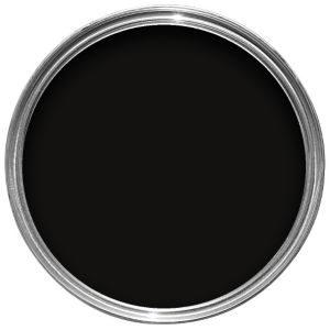 Black Water Based Paint B And Q