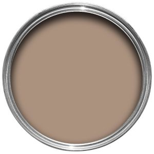 Colours Interior Exterior Mary Jane Brown Gloss Wood Metal Paint 750ml