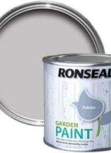 Ronseal Garden Pebble Matt Metal & wood paint  250ml