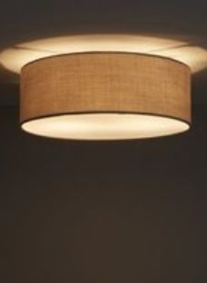 Sphera Grey 2 Lamp Ceiling light