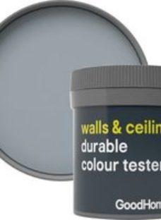 GoodHome Durable Minneapolis Matt Emulsion paint 50ml Tester pot