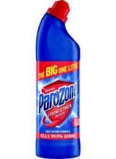 Parozone Toilet  drain  floor & plughole Bleach  1L