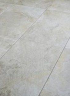 Reclaimed Beige Matt Stone effect Porcelain Floor Tile Sample