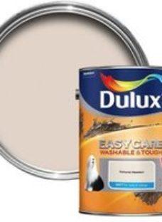 Dulux Easycare Natural hessian Matt Emulsion paint 5L