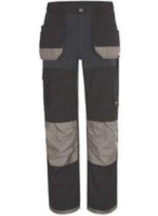 "Site Chinook Black & Grey Men's Trousers  W34"" L34"""