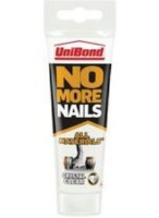 UniBond No More Nails Solvent-free Clear Grab adhesive 90ml