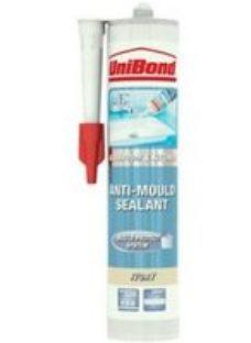 UniBond Mould resistant Ivory Sealant  300ml