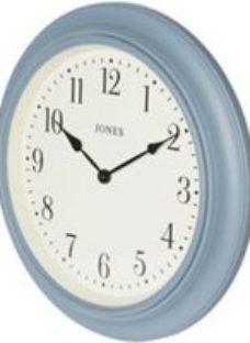 Jones Supper club Contemporary Old boat blue Clock