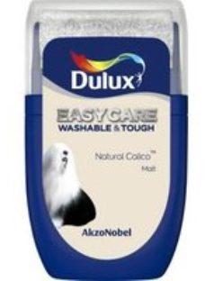 Dulux Easycare Natural calico Matt Emulsion paint 30ml Tester pot