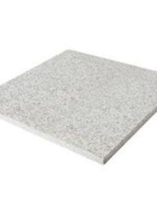 Silver grey Paving slab (L)595mm (W)595mm
