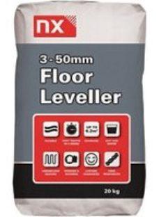 NX Floor levelling compound  20kg Bag