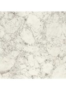 Splashwall Majestic Tuscan white 3 sided Shower Panel kit (L)2420mm (W)1200mm (T)11mm