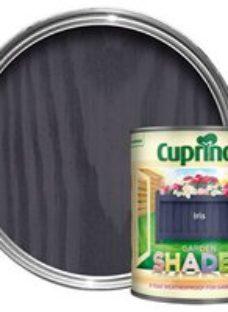 Cuprinol Garden shades Iris Matt Wood paint  1