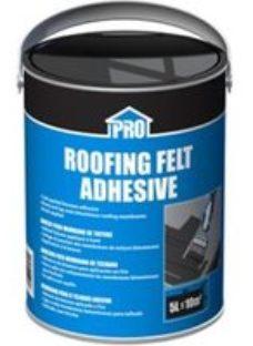 Roof pro Roof felt adhesive  5kg