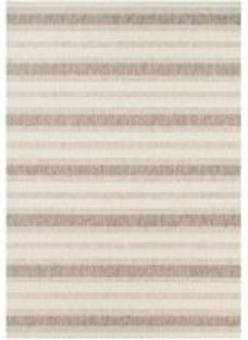 Colours Arianna Cream & natural Rug (L)1.6m (W)1.2m