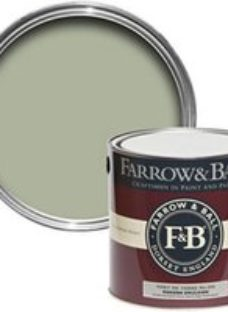 Farrow & Ball Modern Vert de terre No.234 Matt Emulsion paint 2.5L