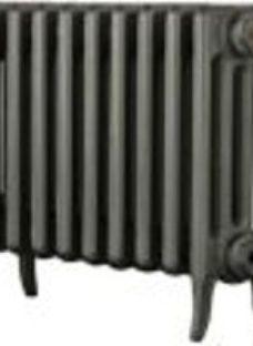 Arroll Neo-Classic 4 Column Radiator  Cast grey (W)634mm (H)460mm