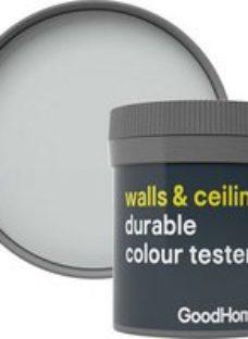 GoodHome Durable Hempstead Matt Emulsion paint 50ml Tester pot