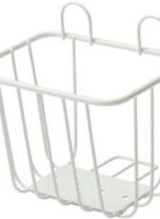 GoodHome Koros Steel White Box