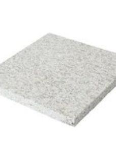Silver grey Paving slab (L)295mm (W)295mm