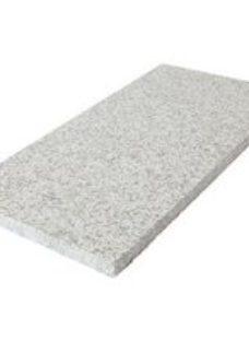 Silver grey Paving slab (L)595mm (W)295mm