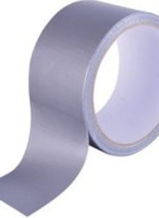 Diall Gaffer Tape (L)25m (W)50mm  Pack of 2
