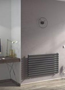 Ximax Champion Horizontal Designer Radiator  Anthracite (W)1000mm (H)584mm