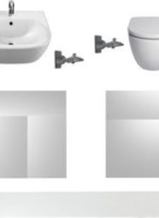Cooke & Lewis Santini Bathroom kit