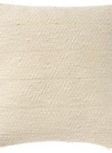 Diamond Woven Beige Cushion
