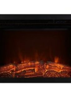 Focal Point Medford Black Electric Fire
