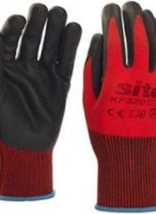 Site Nitrile General handling gloves  X Large