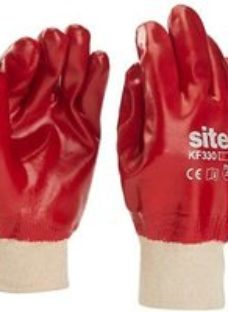 Site Cotton General handling gloves  X Large