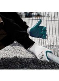 Site Nylon General handling gloves  Medium