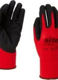 Site Nitrile General handling gloves  Medium