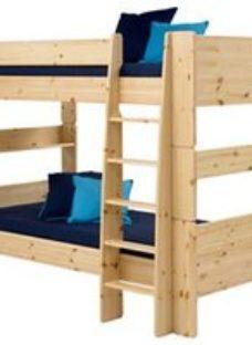 Wizard Pine effect Bunk bed