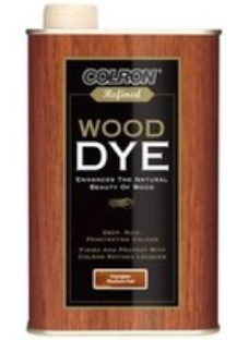 Colron Refined Georgian medium oak Matt Wood dye  0.5L