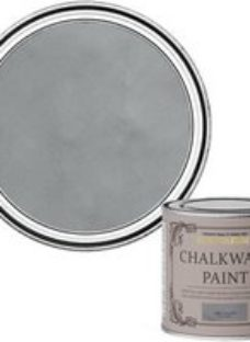 Rust-Oleum Chalkwash Light concrete Flat matt Emulsion paint  125ml