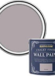 Rust-Oleum Chalky Finish Wall Babushka Flat matt Emulsion paint  2.5L