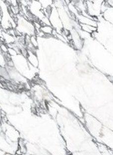 Splashwall Elite Matt Medium-density fibreboard (MDF) & vinyl Grey & white Left or right-handed Rectangular Bath panel (
