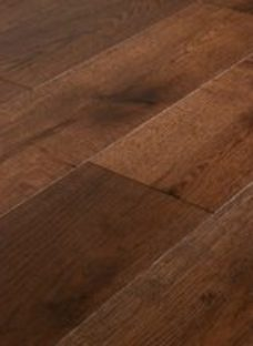 GoodHome Kailas Natural Oak Real wood top layer flooring  2.05m² Pack
