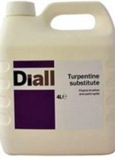 B&Q Turpentine substitute  4L