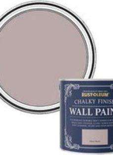 Rust-Oleum Chalky Finish Wall Elbow beach Flat matt Emulsion paint  2.5L