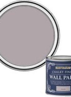 Rust-Oleum Chalky Finish Wall Babushka Flat matt Emulsion paint  125ml