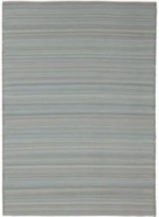 Blooma Striped Grey Rug (L)1.7m (W)1.2m