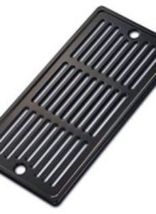Blooma Stamped steel Barbecue grill 43x26cm