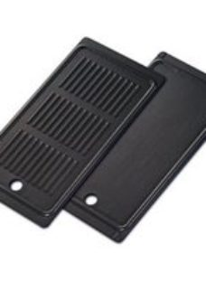 Blooma Double sided Plancha 44x20cm
