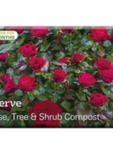 Verve Rose  tree & shrub Compost 50L