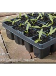 Verve Seed & cutting Compost 20L